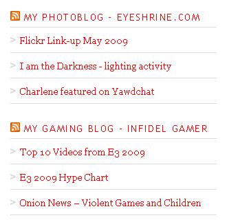 photoblog-gamerblog-updates