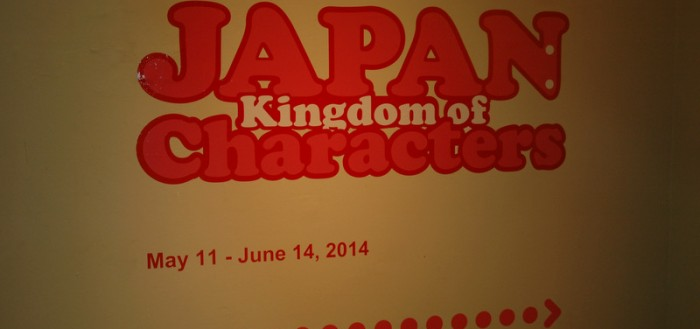 Japan: Kingdom of Characters