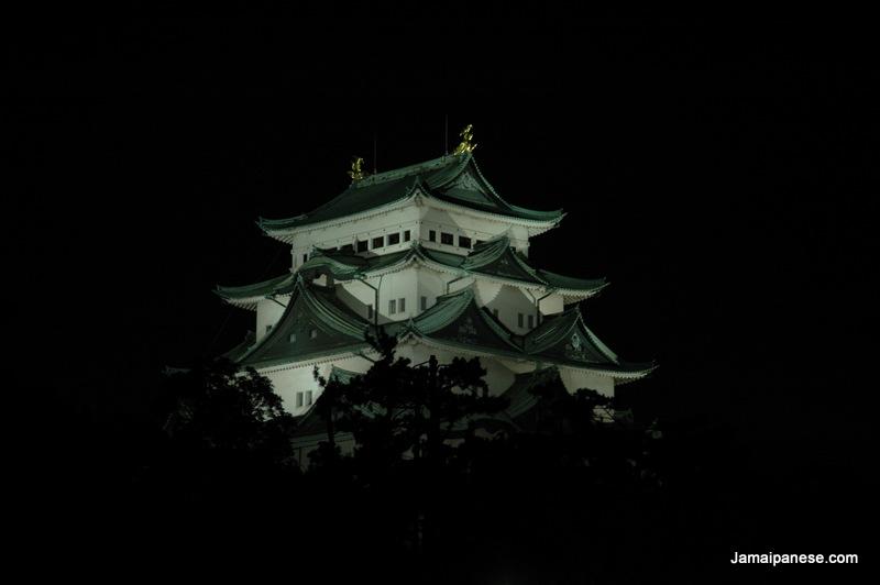 Nagoya-Japan-castle