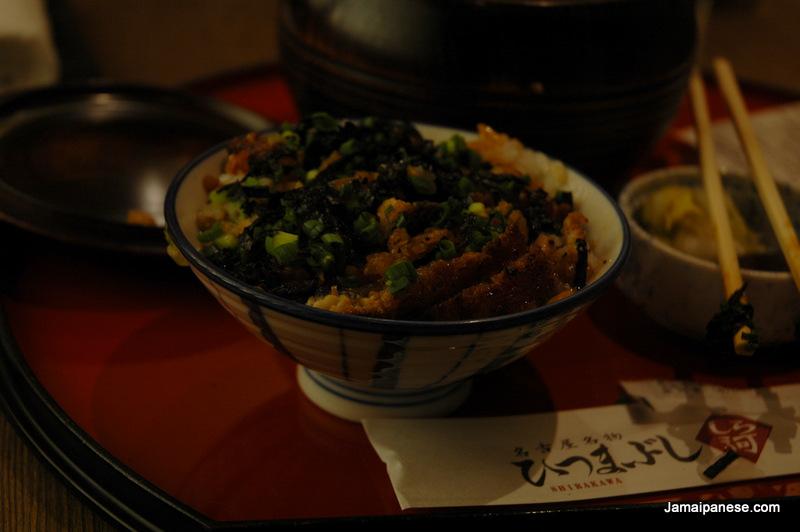 Nagoya-Japan-hitsumabushi-2
