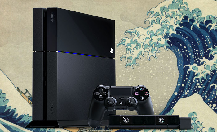 PS4-japan