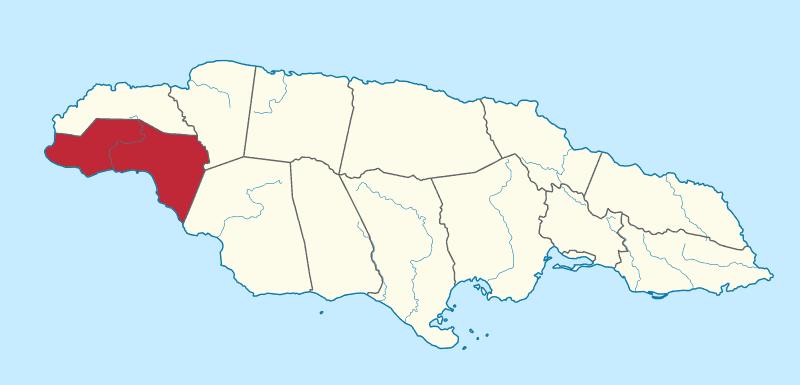 Wesmorland Jamaica