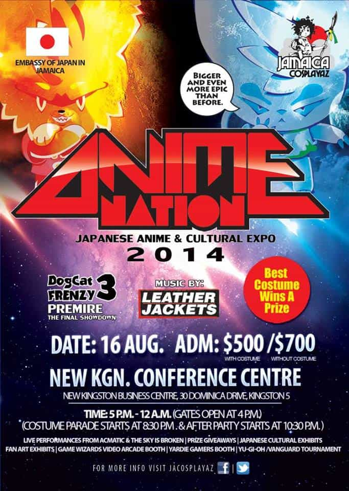 anime nation 2014 poster