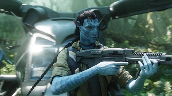 Avatar movie in 3 D