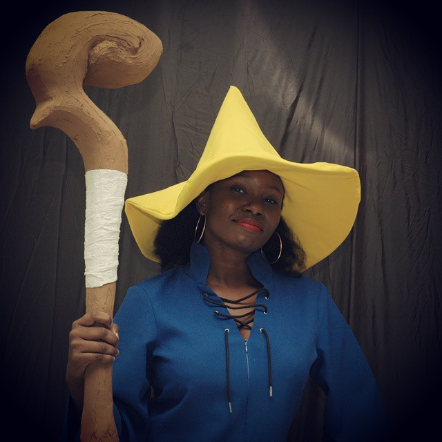 Final Fantasy's Black Mage cosplay #cosplay #AnimeNation2014 #blackmage #magic #finalfantasy