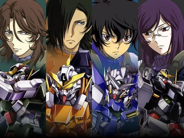 A trailer has been released for the Gundam 00 movie that should tie up some