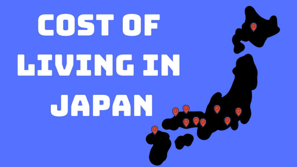 Utilities and Rent – Cost of Living in Japan