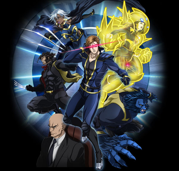 X Men Anime Review